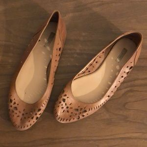 Ecote urban outfitters leather flats